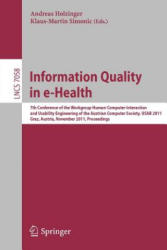 Information Quality in E-Health (2011)