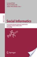 Social Informatics (2010)