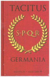 Germania - Tacitus, Adolf Bacmeister (ISBN: 9783868204063)