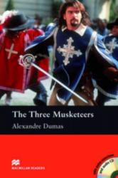 Three Musketeers - With Audio CD - Alexandre Dumas (ISBN: 9780230716735)