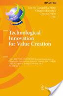 Technological Innovation for Value Creation (2012)