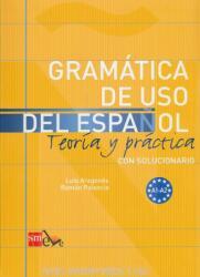 Gramática de uso del Español - A1-A2 - PALENCIA, ARAGONES (ISBN: 9788467521078)