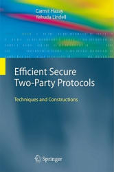 Efficient Secure Two-party Protocols (2010)