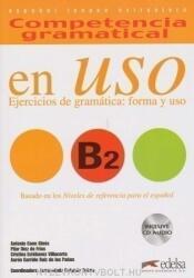 COMPETENCIA GRAMATICAL EN USO Nivel B2 + CD - Alfredo Gonzalez Hermoso (ISBN: 9788477115038)