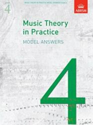 Music Theory in Practice Model Answers, Grade 4 (2009)