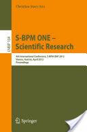 S-BPM One - Scientific Research (2012)
