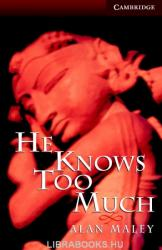 He Knows Too Much Level 6 (ISBN: 9780521656078)