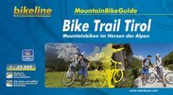 Bike Trail Tirol hegyi kerékpárkalauz / Esterbauer (2012)