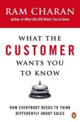 What the Customer Wants You to Know (ISBN: 9780141036878)