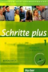 Kursbuch + Arbeitsbuch, m. Audio-CD - Daniela Niebisch, Sylvette Penning-Hiemstra, Franz Specht (ISBN: 9783190119110)