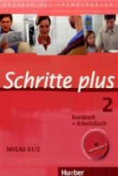 Kursbuch + Arbeitsbuch, m. Audio-CD zum Arbeitsbuch - Daniela Niebisch, Sylvette Penning-Hiemstra, Franz Specht (ISBN: 9783190119127)