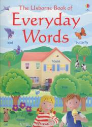 The Usborne Book of Everyday Words (ISBN: 9780746062814)