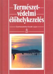 Természetvédelmi élőhelykezelés (ISBN: 9789632866536)