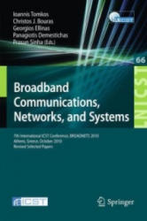 Broadband Communications, Networks and Systems - 7th International ICST Conference, BroadnNts 2010, Athens, Greece, October 25-27, 2010, Revised Sele (2012)