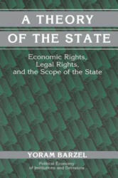 Theory of the State - Yoram Barzel (ISBN: 9780521000642)