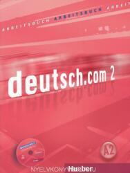 deutsch. com 2. A2. Arbeitsbuch mit Audio-CD zum Arbeitsbuch (ISBN: 9783190116591)