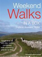 Weekend Walks in a Box - England Scotland Wales (2012)
