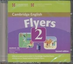 Cambridge Young Learners English Tests Flyers 2 Audio CD: Examination Papers from the University of Cambridge ESOL Examinations (ISBN: 9780521693592)