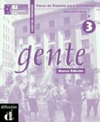 Gente Nueva Edición Libro del profesor 3 (ISBN: 9788484431909)