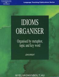 Idioms Organiser - WRIGHT, J (ISBN: 9781899396061)