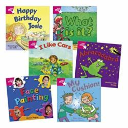 Learn at Home: Star Reading Pink Level Pack (2010)