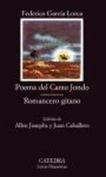 Poema del Cante Jondo. Romancero gitano - Federico García Lorca, Allen Josephs, Juan Caballero (1989)