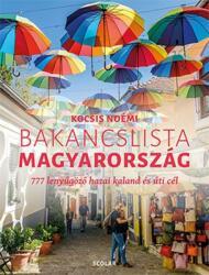 Bakancslista - Magyarország (ISBN: 9789635092154)