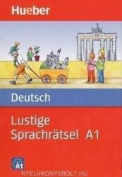 Lustige Sprachrätsel Deutsch A1 (ISBN: 9783190995813)