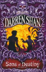 Darren Shan: Sons of Destiny (ISBN: 9780007159215)