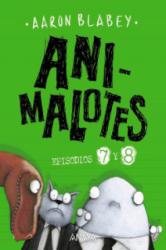 Animalotes: Desmadre prehistórico / Supermalotes - AARON BLABEY (2020)
