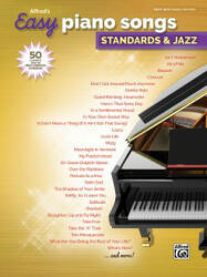 ALFREDS EASY PIANO SONGS -- ST - Alfred Music (ISBN: 9781470632922)
