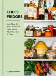 Chefs' Fridges (ISBN: 9780062889317)
