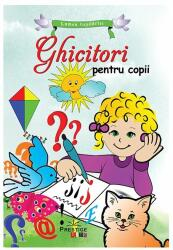 Ghicitori pentru copii (ISBN: 9786068863214)