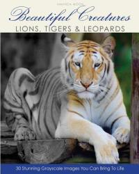Beautiful Creatures: Lions, Tigers & Leopards - Amanda Moon (ISBN: 9781537691503)