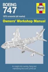Boeing 747 Manual - Chris Wood (ISBN: 9781785210914)