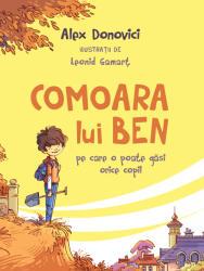 Comoara lui Ben (ISBN: 9786064405500)