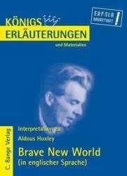 Aldous Huxley 'Brave New World' - Aldous Huxley, Reiner Poppe, Reiner Poppe (2010)