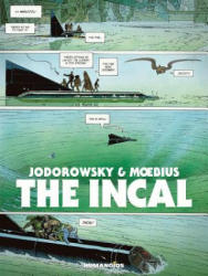 Incal - Oversized Deluxe Edition - Alejandro Jodorowsky, Moebius (2019)