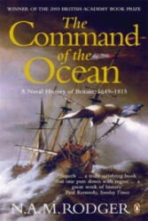 Command of the Ocean - A Naval History of Britain 1649-1815 (2007)