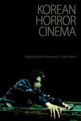 Korean Horror Cinema - Alison Peirse (ISBN: 9780748643097)