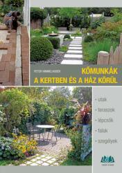 Kőmunkák a kertben és a ház körül (2020)