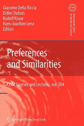 Preferences and Similarities (2010)