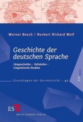 Geschichte der deutschen Sprache (2009)