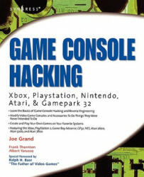 Game Console Hacking (ISBN: 9781931836319)