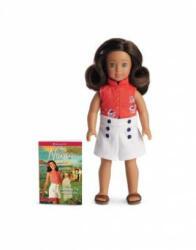 "Nanea Mini Doll [With Mini Abridged Version Book ""Growing Up with Aloha""] - American Girl (ISBN: 9781683370185)"