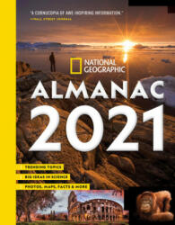National Geographic Almanac 2021 - Cara Santa Maria (ISBN: 9781426221552)