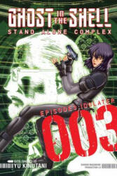 Ghost In The Shell: Stand Alone Complex 3 (2012)