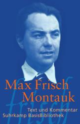 Montauk - Max Frisch, Florian Radvan, Andreas Anglet (2011)