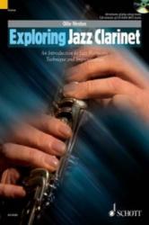 Exploring Jazz Clarinet - An Introduction to Jazz Harmony, Technique and Improvisation (2010)