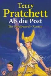 Ab die Post - Terry Pratchett, Andreas Brandhorst (2007)